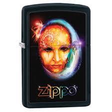 ROZETKA | <b>Зажигалка Zippo</b> 28669 <b>Venetian Mask</b> Black Matte ...