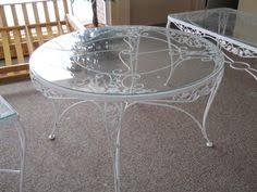 buy woodard wrought iron antique patio furniture at furniture trader antique rod iron patio