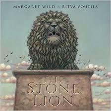 The <b>Stone Lion</b>: Wild, Margaret, Voutila, Ritva: 9781742978185 ...