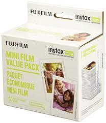 Fujifilm Instax Mini Instant Film Value Pack - (60 Total ... - Amazon.com