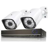 «<b>Комплект видеонаблюдения IVUE AHD</b> Дача 4 4 2 MPX (IVUE ...