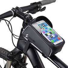 <b>Bicycle</b> Frame Package,<b>Bicycle</b> Front <b>Bag Waterproof Bag TPU</b> ...