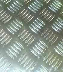 <b>Лист алюминиевый</b> Квинтет 1.5х600х1200 мм <b>рифленый</b> ...