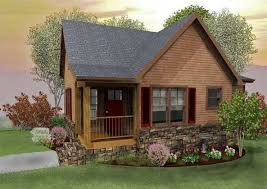Tiny House Cabin   Cottage house plans    Tiny House And Cabin Plans