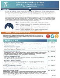 iusd org irvine unified school district lcap school funding survey