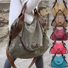2019 Kvky Brand <b>Large</b> Pocket Casual Tote <b>Women's Handbag</b> ...