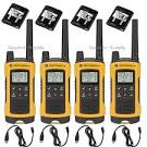 2 Way radio set of 4