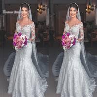 Long Black Lace Wedding Veils for Sale