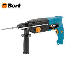 <b>Перфоратор</b> электрический <b>Bort BHD 800N K</b> (Мощность 800 Вт ...