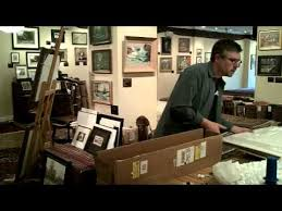 How to <b>Pack</b> an <b>Oil Painting</b> - YouTube