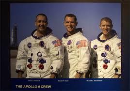 Image result for Apollo IX/March 8, 1969.