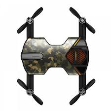 Wingsland <b>S6</b> RTF <b>UAV Foldable</b> Selfie 4K UHD Camera Pocket ...