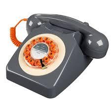 746 Replica Phone 1960s <b>Classic Design</b> Telephone | etc... in 2019 ...