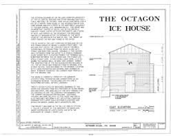 File Floor Plan and Reflection Ceiling Plan   Octagon House  Ice    Other versions  East Elevation   Octagon House  Ice House  New York Avenue  Northwest
