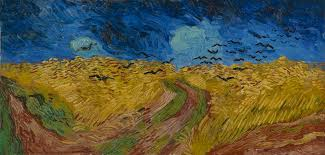 Vincent van Gogh - <b>Wheatfield with</b> Crows - Van Gogh Museum