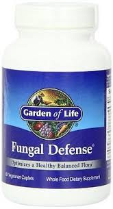 Garden of Life <b>Fungal Defense 84 Caplets</b>