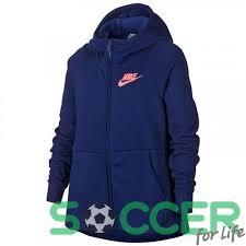 <b>Толстовка Nike</b> Girls Sportswear Hoodie FZ 939459-479 ...