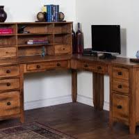 inspiring l shaped home office desks for proper corner furniture captivating corner space of classic captivating home office desk