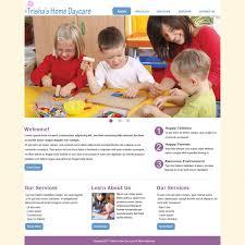 portfolio of lance web developer melanie victome daycare