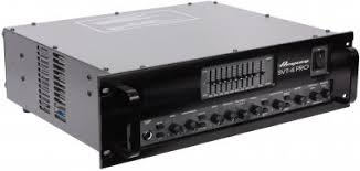 <b>AMPEG SVT</b>-<b>4PRO</b> - <b>Басовый усилитель</b> 1200 Вт.
