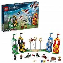 Обзор на набор <b>Lego Harry Potter Побег</b> Гремучая ива