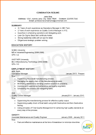 how to make an outstanding resume get samples combination resume 1 combination