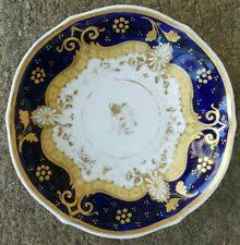 Желтый старинный керамика и фарфор чашки и блюдца | eBay