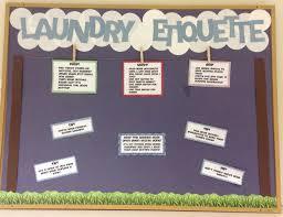 laundry etiquette bulletin board student life laundry etiquette bulletin board tips and tricks for incoming college freshmen wsu