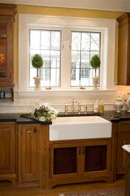 sink windows window love: love apron front sinks softening transitions and creating a finished look interior trim for walls windows and doors comes in