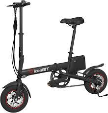 Обзор складного <b>электровелосипеда</b> Iconbit <b>E</b>-Bike K7