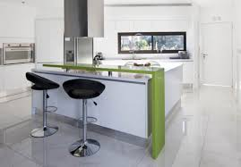 l awesome home bar design ideas displaying cool white mini bar kitchen table with green high gloss finish wooden top also black fabric bar stool using black mini bar home