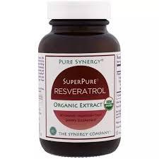 <b>Synergy</b> Company Resveratrol <b>Pure</b>