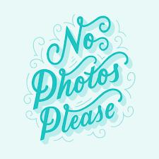 <b>No Photos Please</b> — Hom Sweet Hom