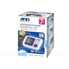 <b>Тонометр</b> AND <b>UA</b>-<b>1100</b> /<b>автомат</b>/адаптер/гипоаллергенная ...