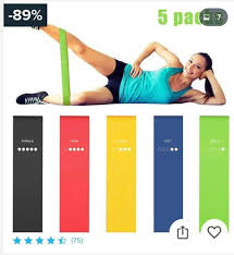 2019 <b>Yoga Circle</b> Fitness Equipment Fitness Resistance Band ...