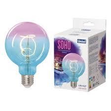<b>Лампа</b> светодиодная SOHO <b>Uniel LED</b>-<b>SF01</b>-<b>4W</b>/<b>SOHO</b>/<b>E27</b>/<b>CW</b> ...