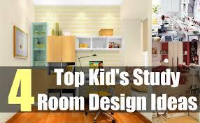 4 top kids study room design ideas tips to design kids study room diy life martini children study room design