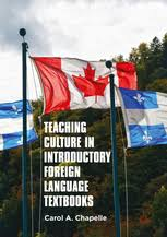 Teaching Culture in Introductory Foreign Language Textbooks ...