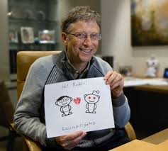 content is king bill gates silkstream bill gates reddit ama