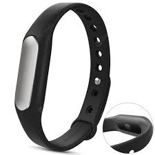 <b>Original Xiaomi Mi Band</b> 1S Heart Rate Wristband with White LED