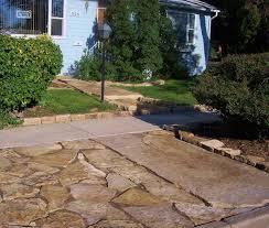 stone patio installation: design and installation matt mueller siloam stone inc