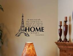 High Quality Travel Quotes Wall Decals-Buy Cheap Travel Quotes ... via Relatably.com