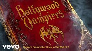 <b>Hollywood Vampires</b> - School's Out/Another Brick In The Wall Pt. <b>2</b> ...