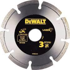 Купить DEWALT DT3761 <b>алмазный круг сегментный по</b> граниту ...