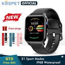 KOSPET GTO 2020 men's smart watch, Fitness monitor ... - Vova