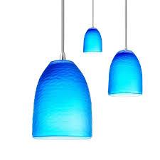 lamps modern sky blue pendant light fixtures matte balls contemporary simple design ideas white background wallpaper blue pendant lighting