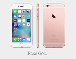 Bildresultat för iphone 6s rose gold