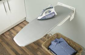 Hafele Ironfix® <b>Ironing Board</b>, <b>Wall</b>-Mounted - in the Häfele <b>America</b> ...