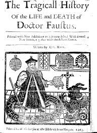Tragical history doctor faustus thesis   writinggroups    web fc  com Tragical history doctor faustus thesis