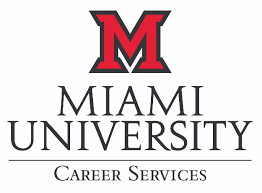 miami university pre law program miami university career services logo